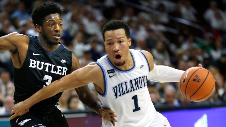 Butler suffers 86-75 loss to No. 1 Villanova