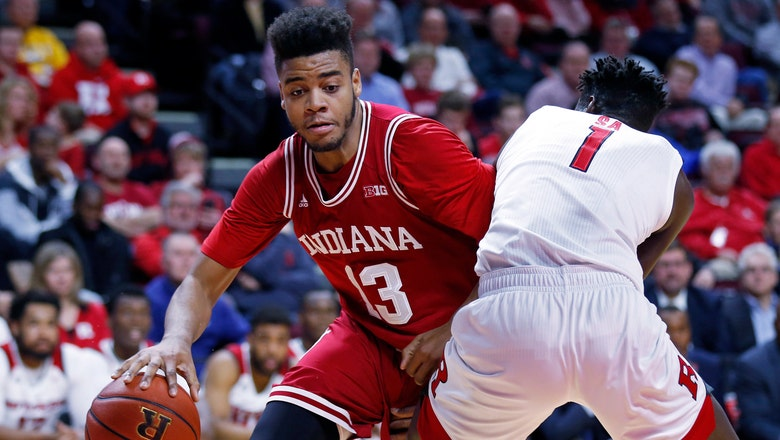 Hoosiers F Morgan declares for draft but won't hire an agent