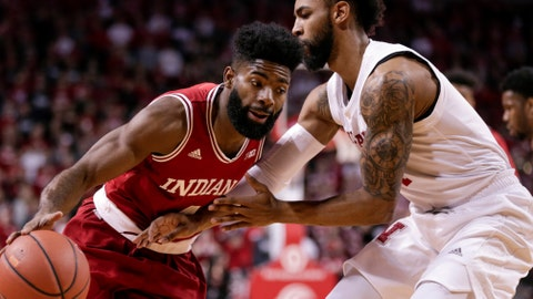 Huskers get back on track with win over Indiana