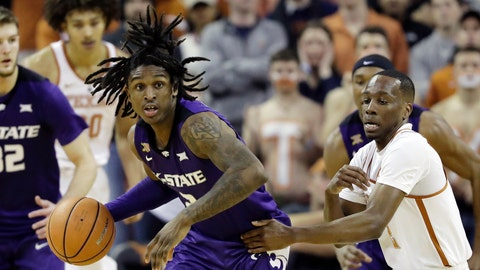 This just in: Texas 76, Kansas State 54