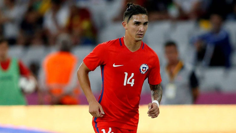 Sporting KC signs Chilean midfielder as Designated Player