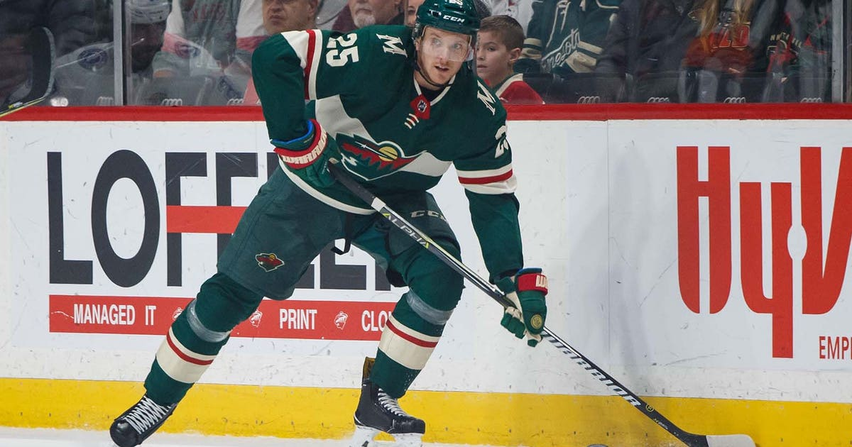 Brodin, Wild agree to seven-year deal worth $42 million