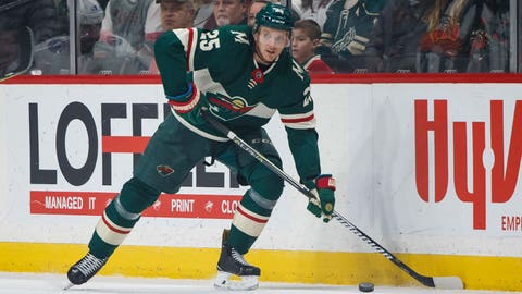 Jonas Brodin, Wild defenseman (⬆ UP)