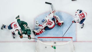 WATCH: Wild's Niederreiter scores 100th career goal