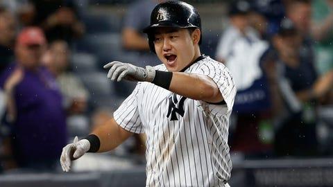 1B Ji-Man Choi