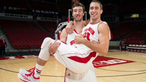 Josh Gasser, former Badgers guard