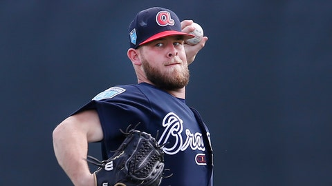 The Braves are on the wrong end of the swing-and-miss spectrum early on