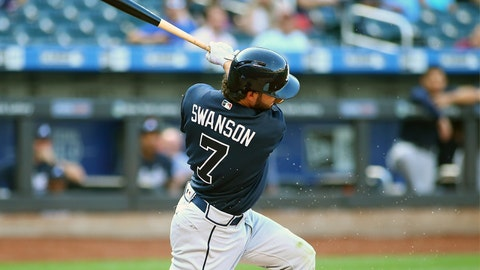 Dansby Swanson, SS