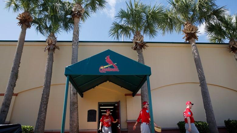 Postcards from Jupiter: Cardinals spring training 2018