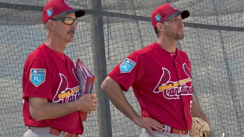 Cardinals spring training 2018