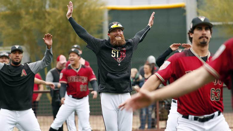 D-backs get to work, eager to build upon last season's success