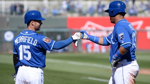 Royals Get Rocked On Opening Day
