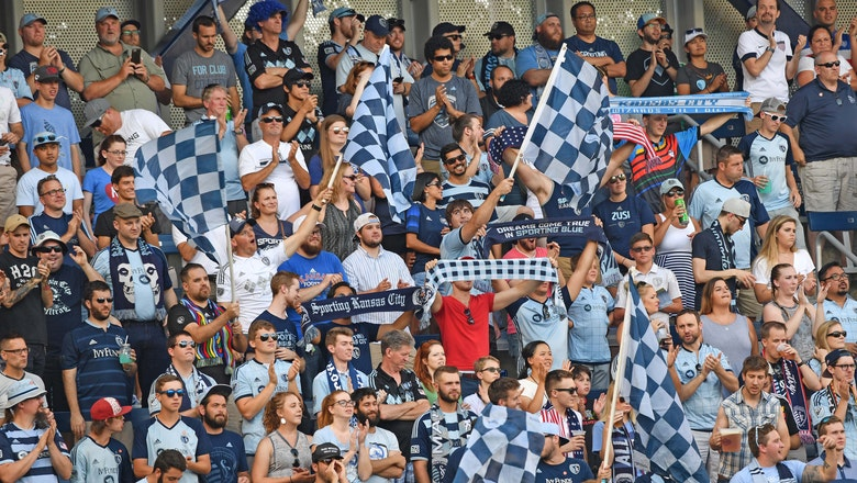Sporting KC and FOX Sports KC announce 2018 TV schedule