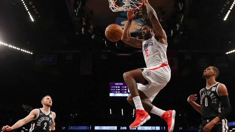 Clippers spread the love in 114-101 win over Nets