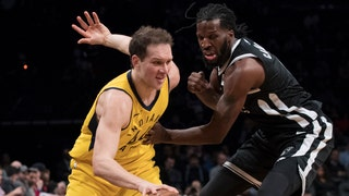 WATCH: Pacers outlast Nets for season sweep