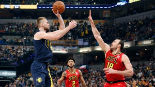 Domas Sabonis after Pacers' win: 'Everybody was excited to play today'