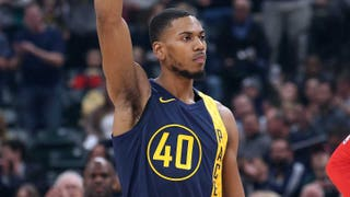 GRIII: 'Definitely a good first sign' to play 19 minutes against Hawks