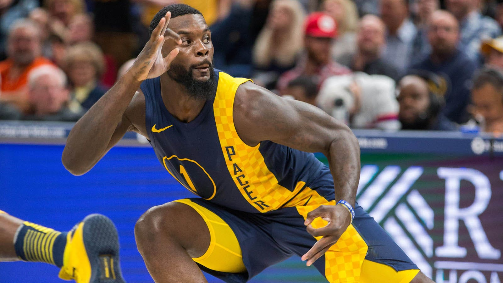Lance Stephenson on Pacers' 'scrappy game' against 76ers | FOX Sports