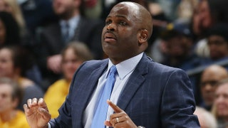 Nate McMillan on hesitancy to clear the bench: 'You're playing to win'