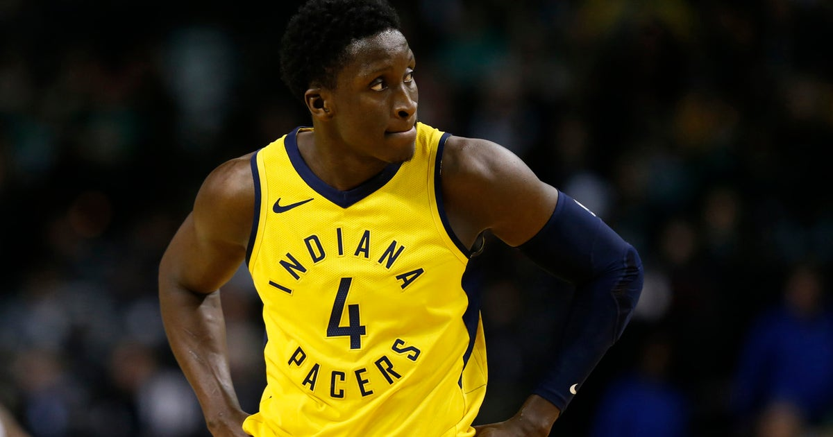 Victor Oladipo says Pacers' victory over Celtics is a good one to build on | FOX Sports