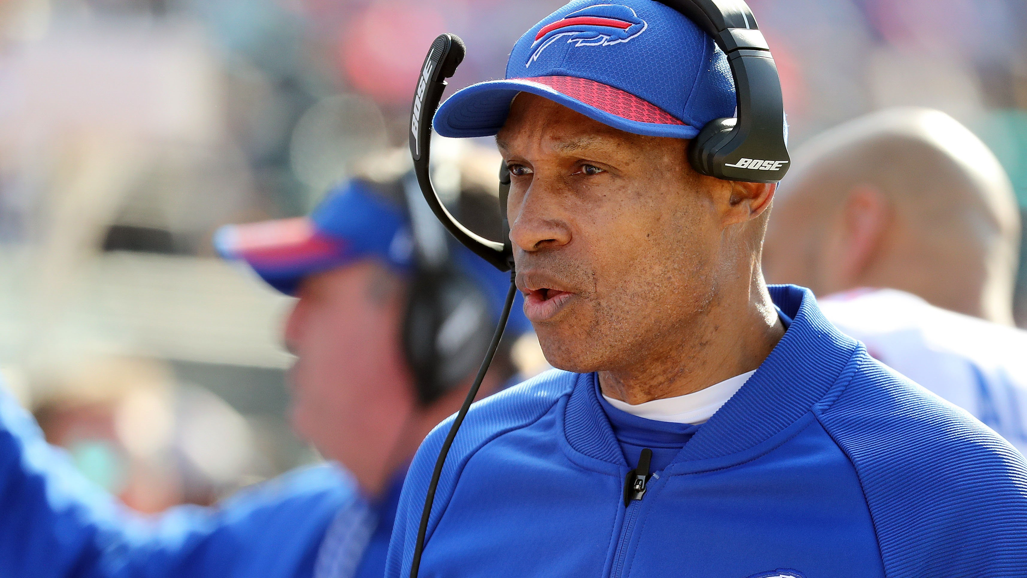 AP source: Colts seek Bills' permission to interview Leslie Frazier | FOX  Sports