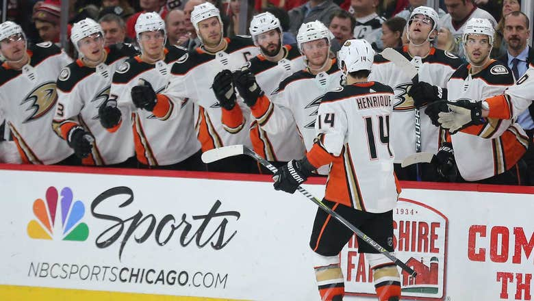 Ducks making playoff push with battle against Wild