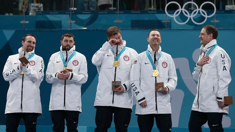 Curling, your new favorite Olympic sport (↑ UP)
