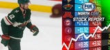 Hats off to Wild forward Eric Staal