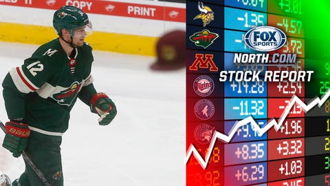 Eric Staal, Wild forward (↑ UP)