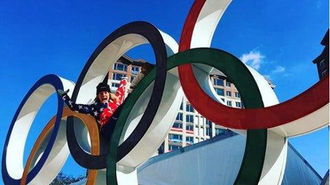 Jessie Diggins, Olympic cross-country skier
