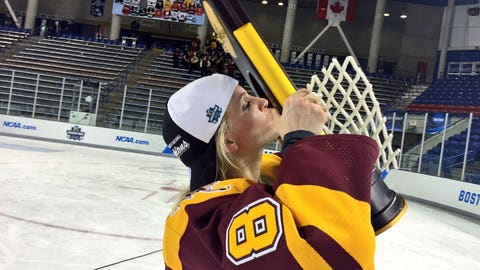 Minnesota women's hockey