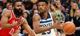 Twi-lights: Wolves vs. Rockets