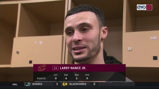 Larry Nance Jr. learned from the 'Godfather of Verticality' in L.A.