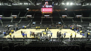 Seton Hall and Providence suspended due to unsafe playing conditions