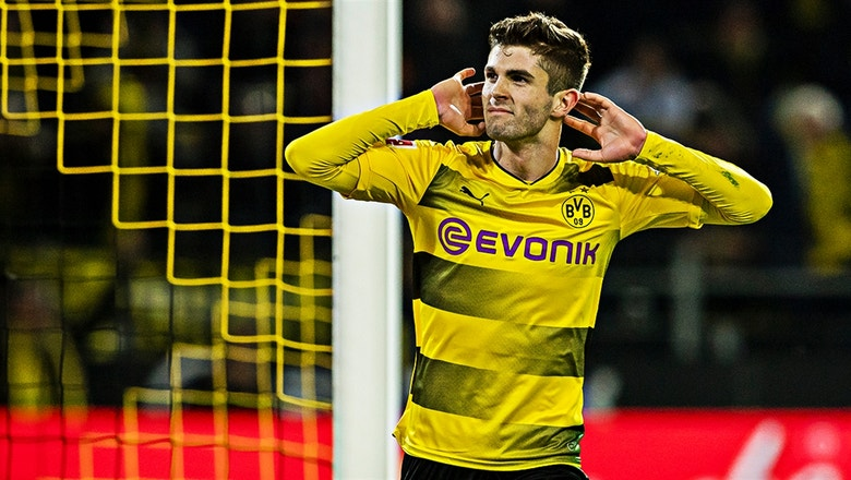 Alexi Lalas: Christian Pulisic should choose Liverpool over Manchester United