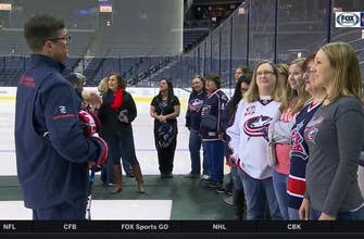 Dave Maetzold goes in-depth on CBJ's Hockey 'N' Heels event