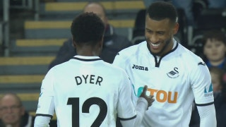 Swansea City vs. Notts County | 2017-18 FA Cup Highlights