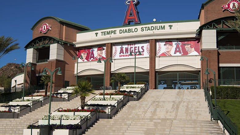 Los Angeles Angels in 2018: FOX Sports West to televise 31 Spring Training games