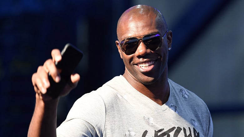 Skip on Terrell Owens: 'He wouldn't be in my Hall of Fame, but he deserves to get in'