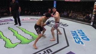 Diego Ferreira TKO's Jared Gordon | HIGHLIGHT | UFC