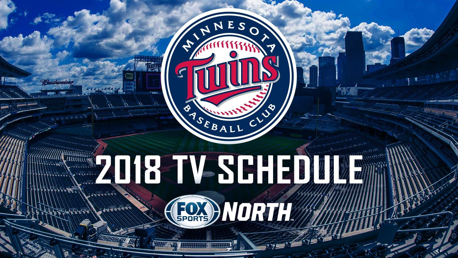 FOX Sports North, Minnesota Twins announce 2018 broadcast
