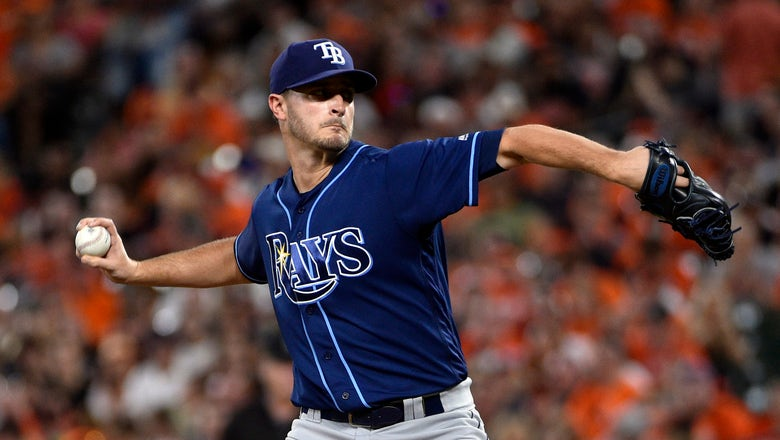 Twins acquire RHP Odorizzi from Rays