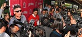 It's #ShoTime! Shohei Ohtani reports for Spring Training with Angels