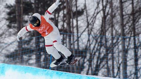 Uno dazzles as Japan leads in men's team program