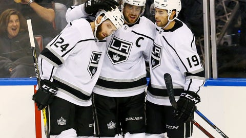 WC 1 - Los Angeles Kings (94 points)