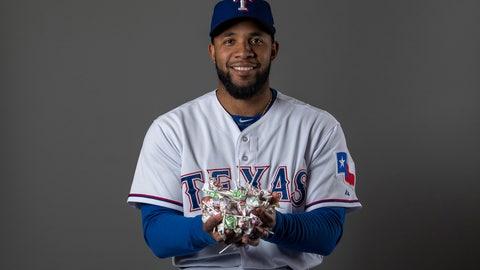 Best ofMLB: Texas Rangers-Media Day