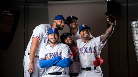 MLB: Texas Rangers-Media Day
