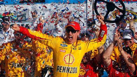 2015 Daytona 500 Winner: Joey Logano