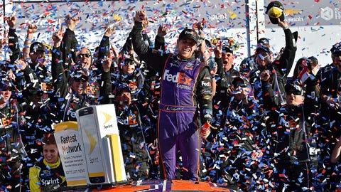 2016 Daytona 500 Winner: Denny Hamlin