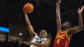 USC uses late run in victory over Colorado